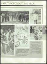 1986 Mounds High School Yearbook Page 16 & 17