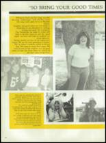 1986 Mounds High School Yearbook Page 18 & 19
