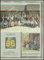 1986 Mounds High School Yearbook Page 22 & 23
