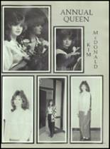 1986 Mounds High School Yearbook Page 46 & 47