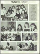 1986 Mounds High School Yearbook Page 52 & 53