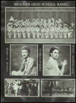 1986 Mounds High School Yearbook Page 56 & 57