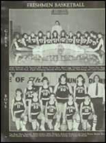 1986 Mounds High School Yearbook Page 74 & 75