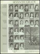 1986 Mounds High School Yearbook Page 78 & 79
