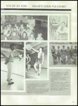 1986 Mounds High School Yearbook Page 108 & 109