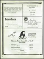 1986 Mounds High School Yearbook Page 112 & 113