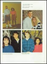 1992 Northern High School Yearbook Page 18 & 19