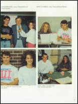 1992 Northern High School Yearbook Page 20 & 21
