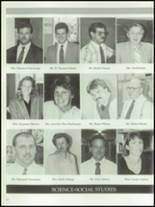 1992 Northern High School Yearbook Page 52 & 53