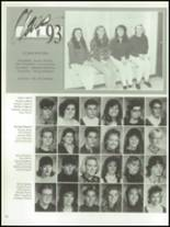 1992 Northern High School Yearbook Page 58 & 59