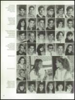 1992 Northern High School Yearbook Page 60 & 61