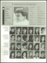 1992 Northern High School Yearbook Page 62 & 63