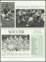 1992 Northern High School Yearbook Page 86 & 87