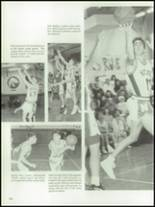 1992 Northern High School Yearbook Page 108 & 109