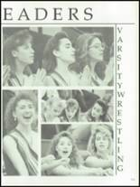 1992 Northern High School Yearbook Page 116 & 117