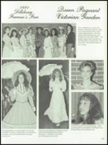 1992 Northern High School Yearbook Page 126 & 127