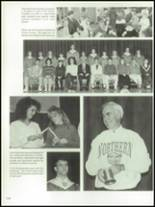 1992 Northern High School Yearbook Page 128 & 129