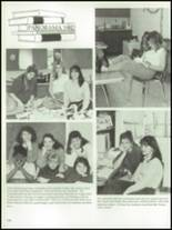 1992 Northern High School Yearbook Page 130 & 131
