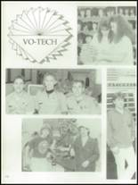 1992 Northern High School Yearbook Page 136 & 137