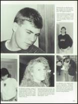 1992 Northern High School Yearbook Page 146 & 147