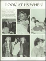 1992 Northern High School Yearbook Page 156 & 157