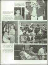 1992 Northern High School Yearbook Page 170 & 171