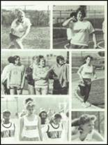 1992 Northern High School Yearbook Page 206 & 207