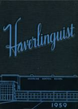 1959 Yearbook Haverling High School
