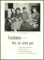 1954 Mt. Carmel High School Yearbook Page 10 & 11