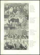 1954 Mt. Carmel High School Yearbook Page 12 & 13