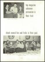 1954 Mt. Carmel High School Yearbook Page 18 & 19