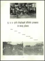 1954 Mt. Carmel High School Yearbook Page 20 & 21