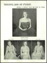 1954 Mt. Carmel High School Yearbook Page 32 & 33