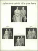 1954 Mt. Carmel High School Yearbook Page 36 & 37