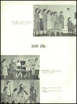 1954 Mt. Carmel High School Yearbook Page 38 & 39