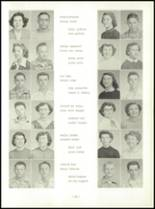 1954 Mt. Carmel High School Yearbook Page 42 & 43
