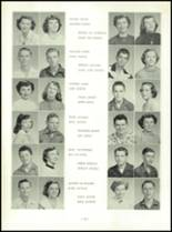 1954 Mt. Carmel High School Yearbook Page 44 & 45