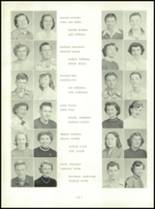 1954 Mt. Carmel High School Yearbook Page 46 & 47