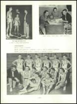 1954 Mt. Carmel High School Yearbook Page 52 & 53