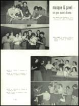 1954 Mt. Carmel High School Yearbook Page 54 & 55