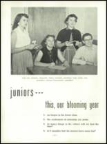 1954 Mt. Carmel High School Yearbook Page 56 & 57