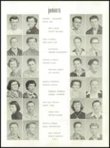 1954 Mt. Carmel High School Yearbook Page 58 & 59