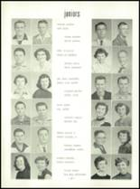 1954 Mt. Carmel High School Yearbook Page 60 & 61