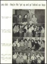 1954 Mt. Carmel High School Yearbook Page 62 & 63
