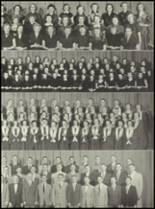 1954 Mt. Carmel High School Yearbook Page 64 & 65