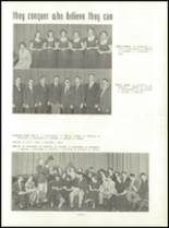 1954 Mt. Carmel High School Yearbook Page 66 & 67