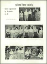 1954 Mt. Carmel High School Yearbook Page 74 & 75
