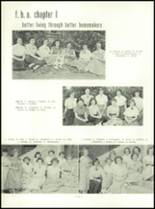 1954 Mt. Carmel High School Yearbook Page 76 & 77