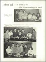 1954 Mt. Carmel High School Yearbook Page 78 & 79