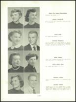 1954 Mt. Carmel High School Yearbook Page 84 & 85